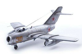 Academy 12566 1:72 MiG-15bis Korean War Air Forces Plamodel Plastic Hobby Model