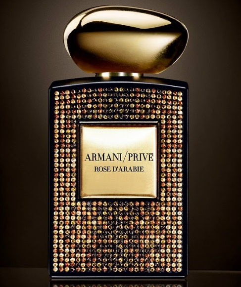 ROSE D'ARABIE by ARMANI/PRIVE 5ml Travel Spray SAFFRON OUD GIORGIO Perfume