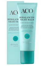 ACO Pure Glow Rebalancing Night Balm 50ml/1.7oz | For Normal / Combined Skin . - $19.90