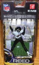 McFarlane NFL 2010 Ed Reed Baltimore Ravens White Jersey - Series 24 - $48.37