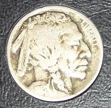 1913-S TYP I Buffalo Nickel VG #01033 - $39.99