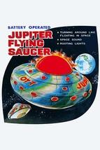 Jupiter Flying Saucer - Art Print - $19.99+