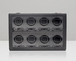 WOLF Viceroy 2.7 8 Piece Eight Watch Winder Storage Box 456902 - $2,395.00