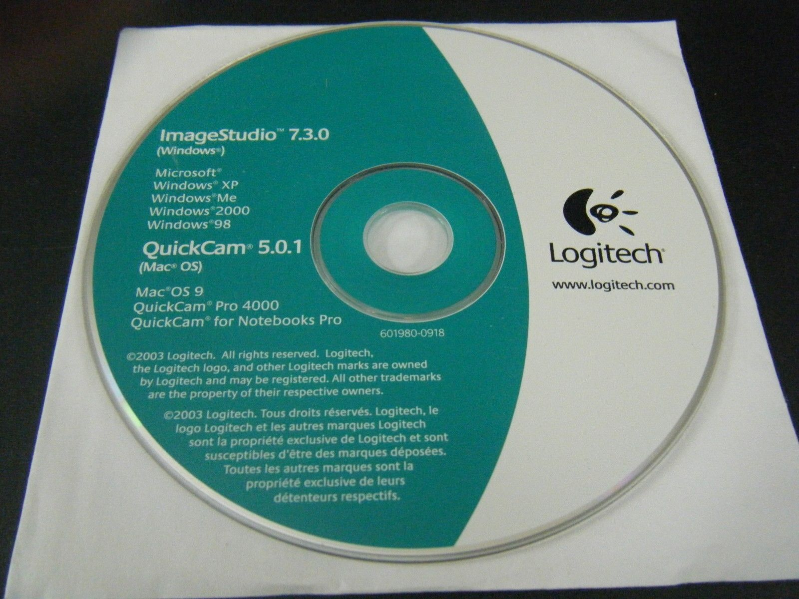 Logitech Software: 11 listings