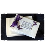 Loved one Condolence Guest book with personalised  text In loving memory |7 - $32.07