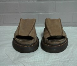 Women's Dr Martens Brown Size 5 Open Toe Sandals Shoes - $2,163.15