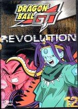 Dragon Ball GT Revolution ( DVD) - $6.50