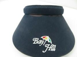 Bay Hill Golf Club & Lodge Adjustable Adult Visor Cap Hat - $12.86