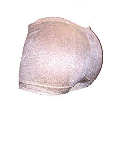 Valentina L.A. Perky Breathable Padded Panty Lift and Enhancer Small/Medium Nude