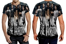 Bring Me The Horizon image group band Tee Men - $21.80