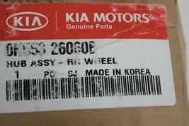 Kia 0K553 26060B Hub Wheel Assy RH New OEM image 2