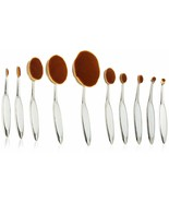 Artis Elite 10-Piece Makeup Brush Set with Mirror Finish - $325.71