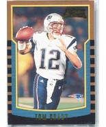 TOM BRADY RC 2000 BOWMAN ROOKIE CARD#236 GEM PSA10?-PATRIOTS QB RC-VERS2 - $494.99