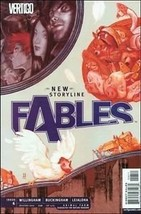 Fables #6 [Comic] [Jun 01, 2000] Willingham, Bu... - $12.95