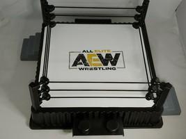 WWE AEW Custom Retro Ring WWF Hasbro Mattel - $116.88