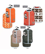 CLOSEOUT PRICES THERMAPET DOG NOREASTER COAT ZACK & ZOEY PET JACK DOGS - $14.99+