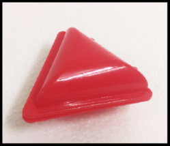 PLASTIC TRIANGLE INDIAN SNACK SAMOSA MOULD - 3 PIECES SET - $17.10
