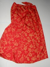 skirt wrap a round by lauren ralph lauren size 4 - $23.00