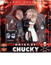McFarlane Toys Movie Maniacs Series 2 Deluxe Boxed Set Bride of Chucky - $78.09