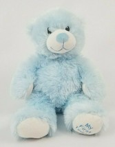 Ty Pluffies Blue Sweet Baby My First Teddy Bear 2015 Plush Stuffed Toy A... - $9.89