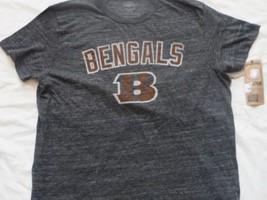 NFL Cincinnati Bengals Gray T-Shirt Large/L NWT!  - $18.98