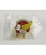 Goldwing Road Riders Association Lapel Hat Pin GWRRA Motorcycle  - $12.86