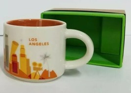 """Starbucks Los Angeles LA City Cup Mug """"You Are Here"""" YAH Collection 14 O... - $29.69"""