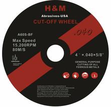 "25pcs Premium 7/""x1//16/""x7//8/"" Abrasive Cutting wheel for SS /& Metal Cutoff Discs"