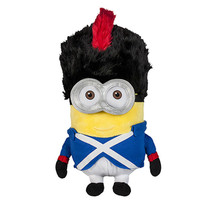Universal Studios Despicable Me Soldier Minion Plush New with Tags - $33.29