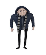 """universal studios despicable me minion 16"""" gru plush toy new with tags - $32.59"""