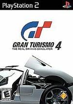Gran Turismo 4 Greatest Hits (Sony PlayStation 2, 2006) - $7.56