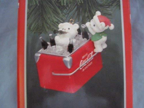 Primary image for ENESCO I Can Bear-ly Wait for a Coke Ornament