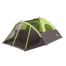 Coleman Steel Creek™ Fast Pitch™ Screened Dome Tent - 6 Person - $162.17