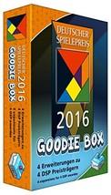 Deutscher Spielepreis 2016 - Goodie Box #eba - $16.89