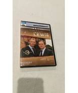 Inspector Lewis Series 3 PBS Masterpiece Mystery DVD set - $4.85