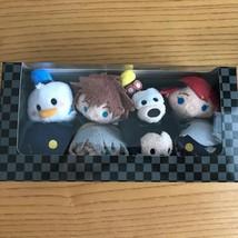 Disney D23 Expo Japon 2018 Tsum Royaume Cœurs Coffret 8 Poupée Limitée Neuf - $575.19