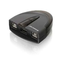 IOGEAR Accessory 2-Port USB2.0 Automatic Printer Switch Retail - $49.37