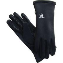Head Ladies Digital Touch Athletic Running SensaTec Gloves  Black Sz-M S - $15.79