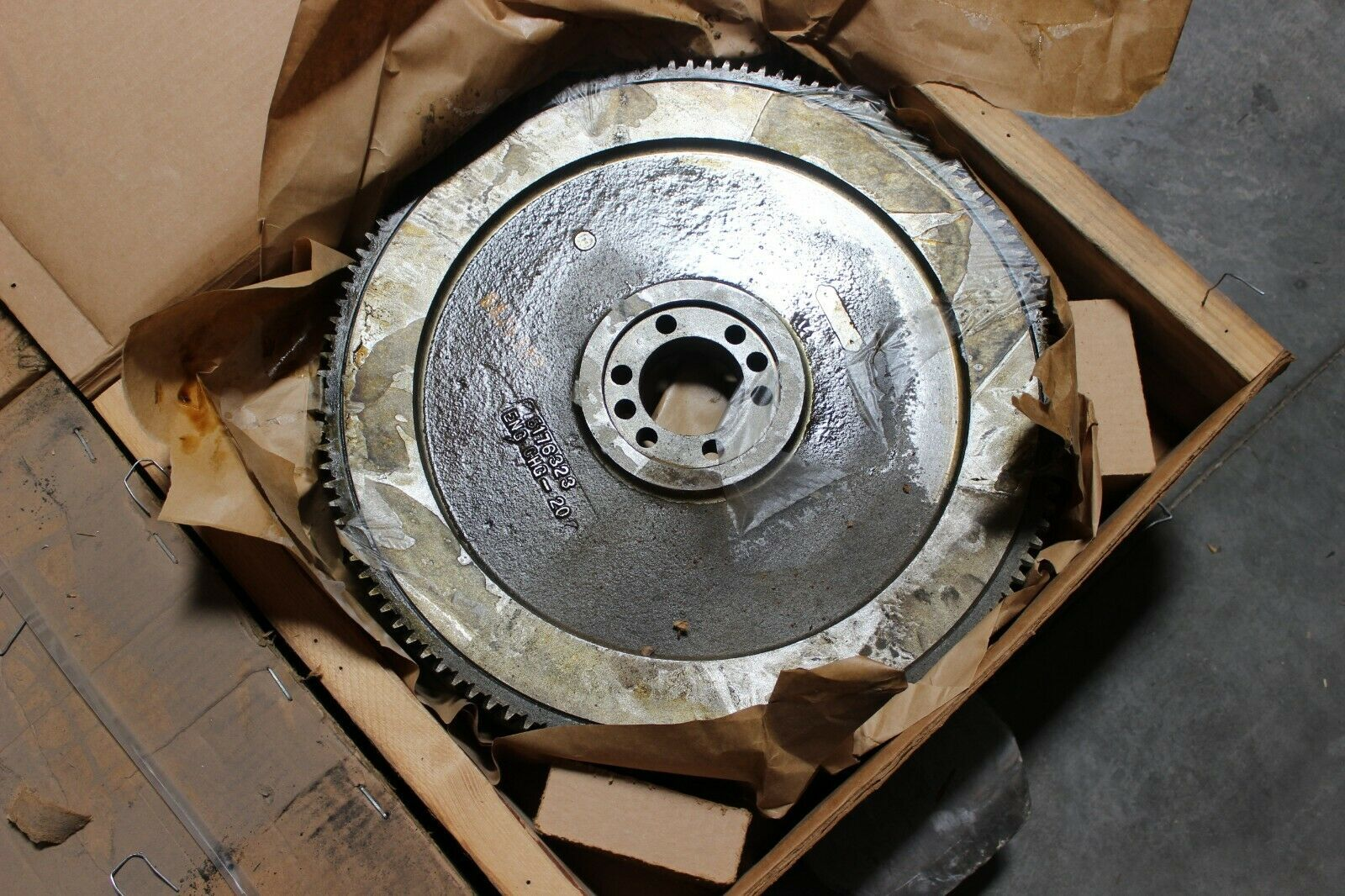 MTU Detroit Diesel 5176322 Flywheel Asm New