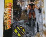 DIAMOND SELECT EDITION Marvel Select WOLVERINE Brown X-Men Costume Special