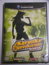 Nintendo GAMECUBE - Karaoke Revolution Party (Complete with Manual) - $10.00