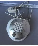 HoMedics SoundSpa SS-2000 Sleep Therapy Aid Nature Sound White Noise Mac... - $14.95