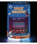 new Space Invaders Retro Arcade Multi Color Light Changing Projector lam... - $15.68