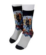 Men`s crew socks james bond damonds are forever 007 - $30.00