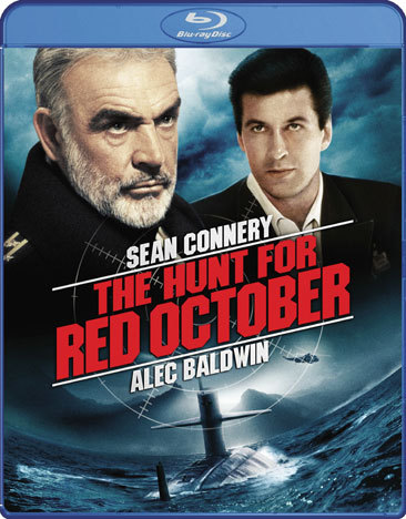 Hunt For Red October (Blu Ray)