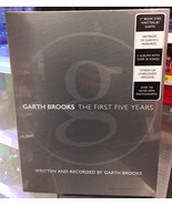 Garth Brooks The First Five Years 2017 Limited Edition Anthology Vol.1  - $74.22