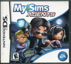 MySims Agents (Nintendo DS, 2009) Complete - $6.92