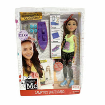 Project Mc2! Camryn's Skateboard, Netflix UPC#035051556817 - $26.73