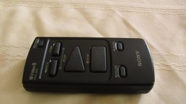 Sony RMT-506 Video 8 Remote Control - $7.69
