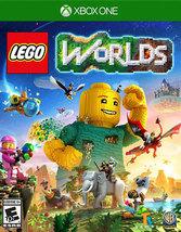 LEGO WORLDS  - Xbox One - (Brand New) - $34.18